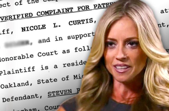 nicole curtis custody battle son ethan rehab addict