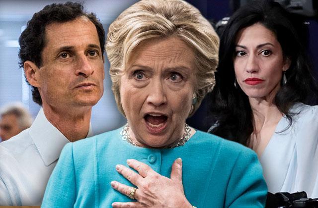 Hillary Clinton Emails Hacked Anthony Weiner Huma Abedin