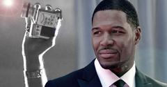 //michael strahan caught filming former sister in law undressing pp