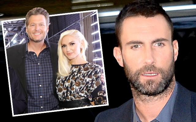 Adam Levine Upset Relationship