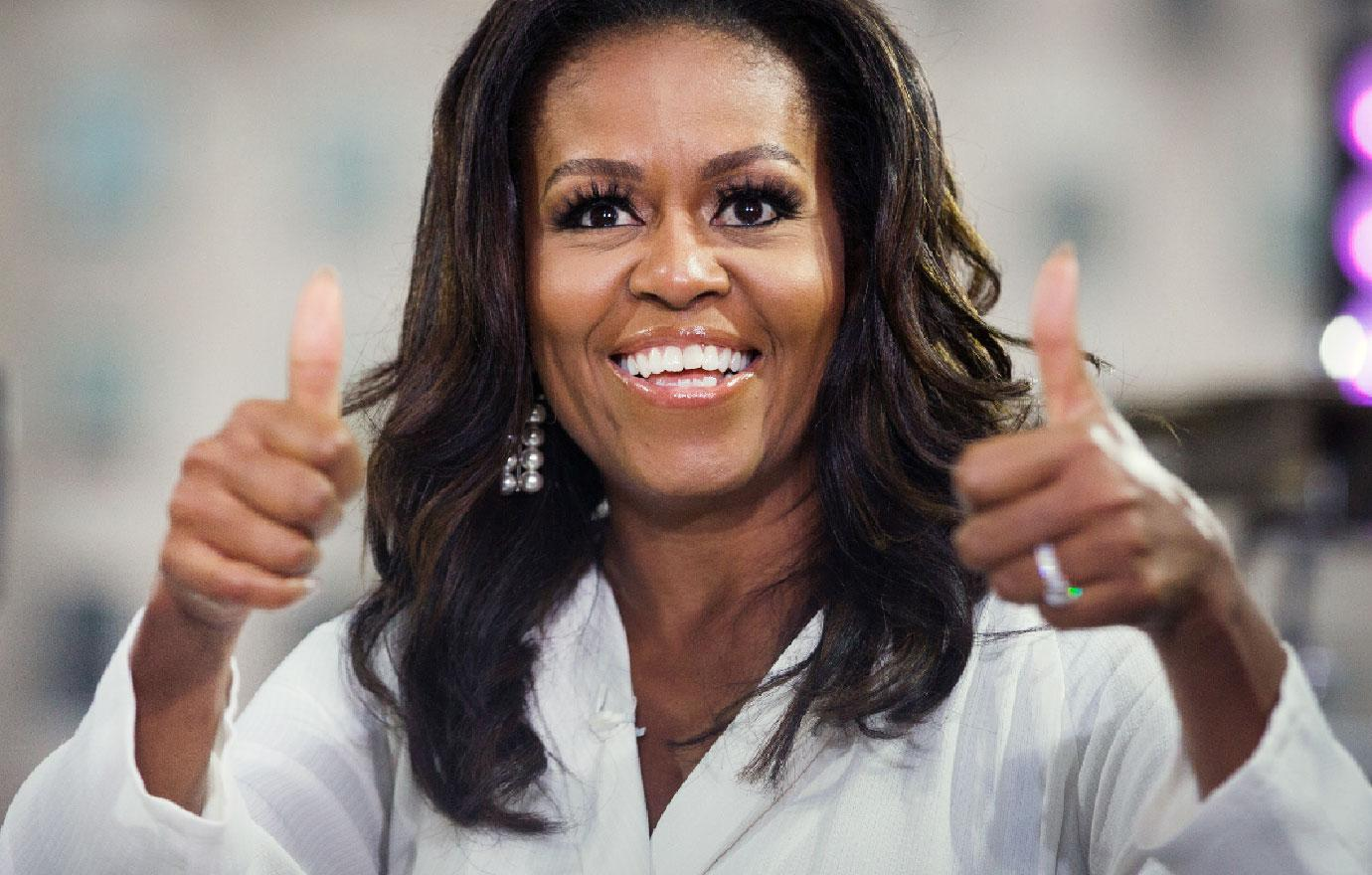 Michelle Obama Says She Was Body Shamed Felt Insecure About Being Poor