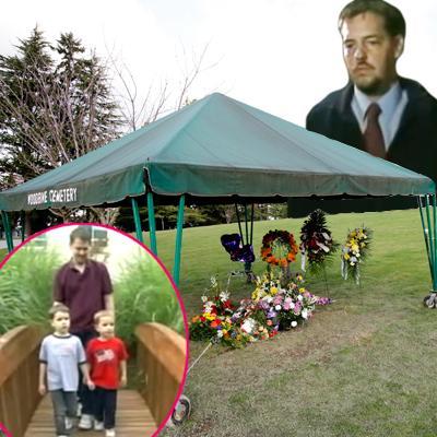 //josh powell burial ap abc post