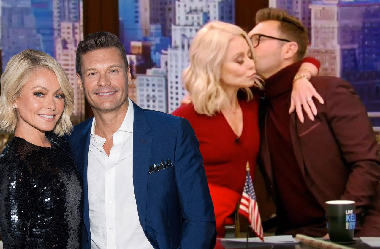 Kelly Ripa Discusses Ryan Seacrest Sexual Harassment Claims