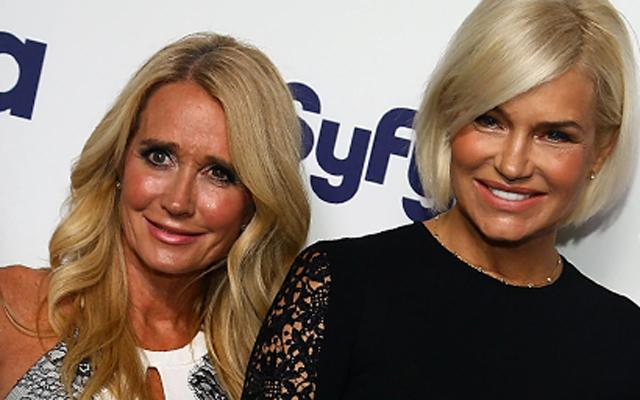 Real Housewives Beverly Hills Yolanda Foster Kim Richards Additional Scenes