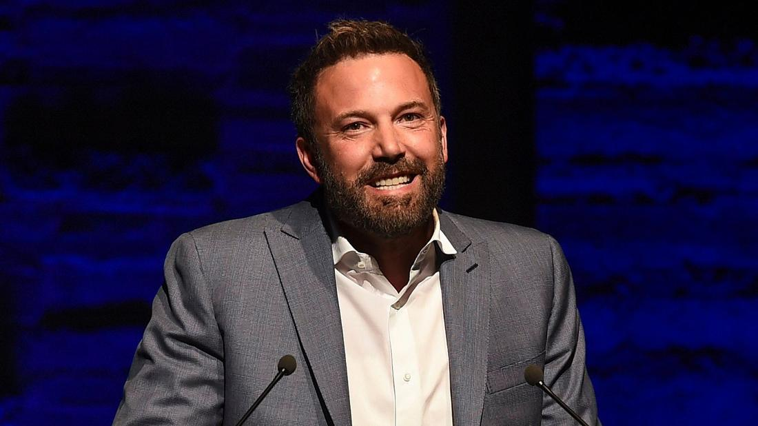 Ben Affleck attends the Backstage at the Geffen 2019 gala at the Geffen Playhouse.