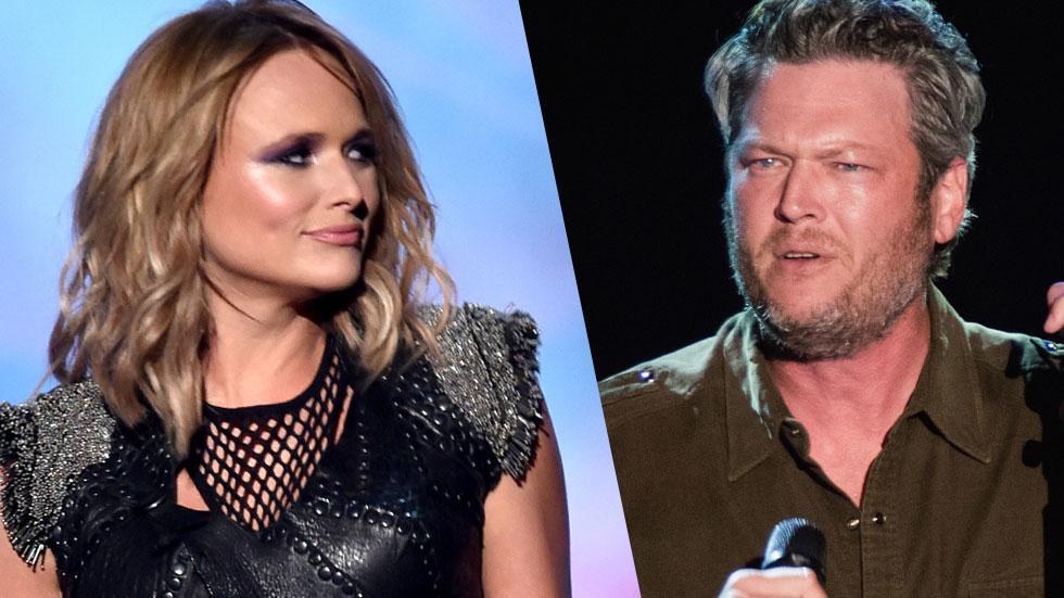 Blake Shelton Miranda Lambert Divorce Tweets