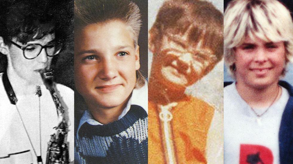 Celebrity Nerds Geeks Transformations