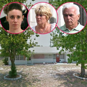 casey George Cindy Anthony house repossessed