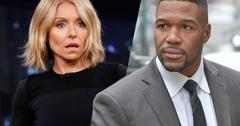 Michael Strahan Kelly Ripa Feud Live Leaving In May