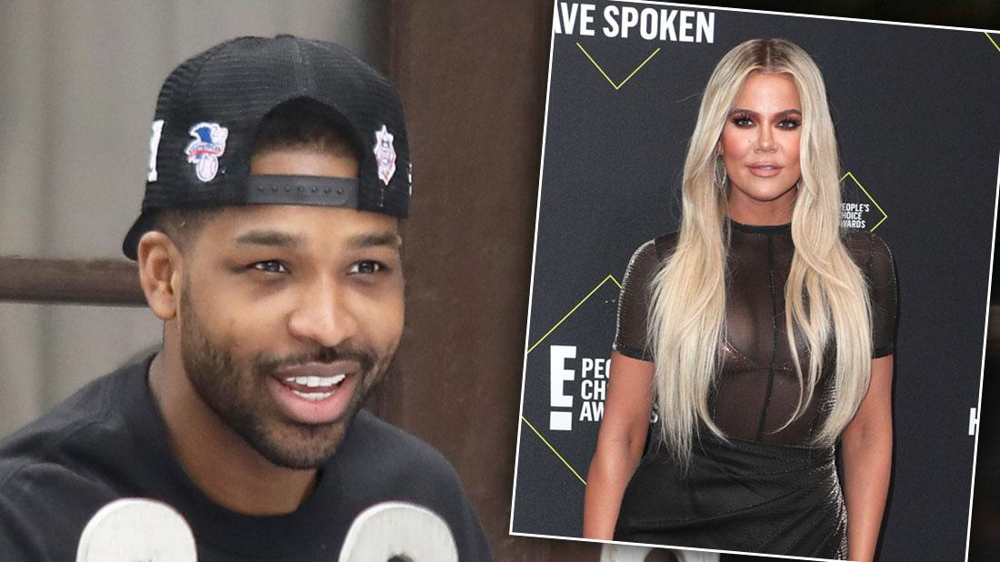 Tristan Thompson Says He's Proud Of Khloe Kardashian's PCA Win