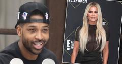 Tristan Thompson Says He's Proud Of Khloe Kardashian's PCA Win