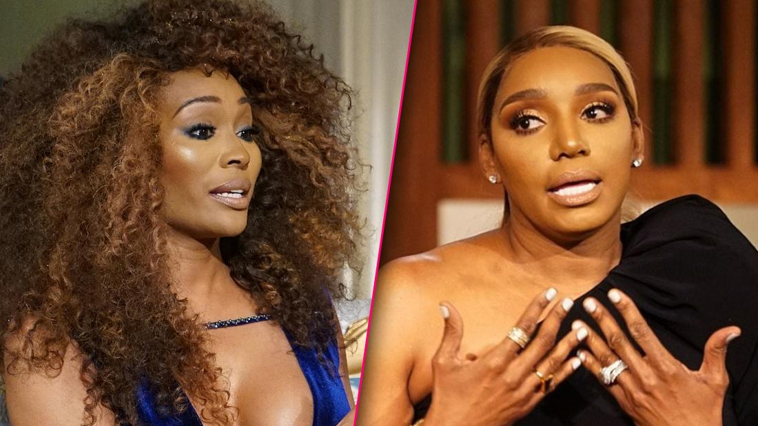 'RHOA' Star NeNe Leakes Fuming At Cynthia Bailey For Set-Up