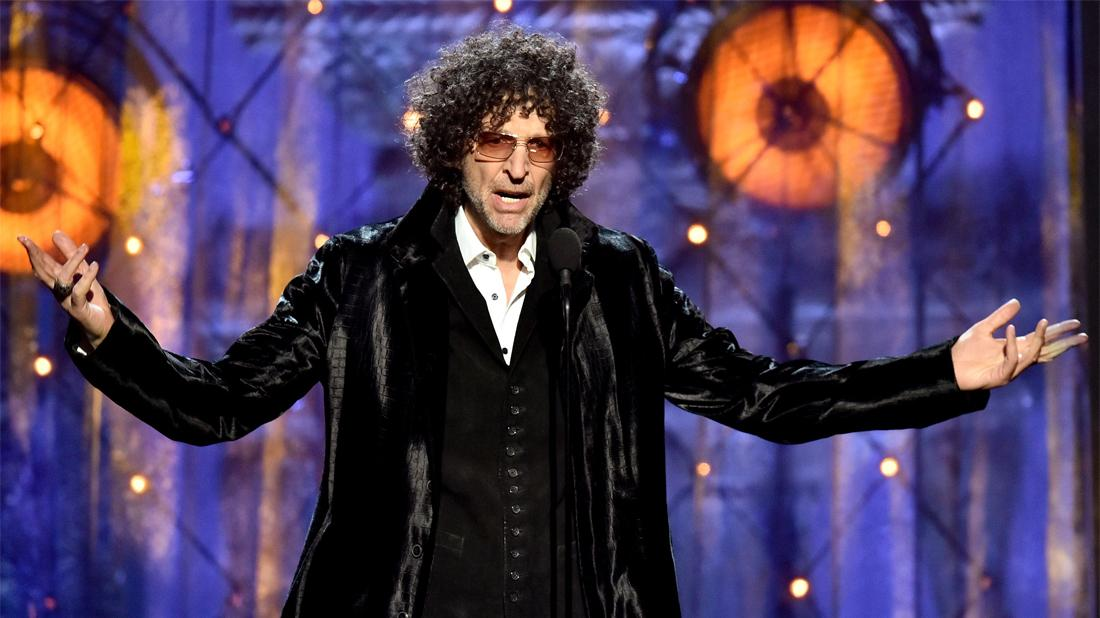 Howard Stern Slams Oscars For Excluding Radio Category