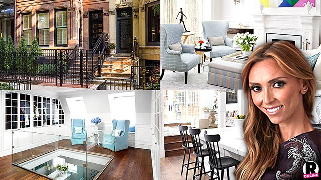 Giuliana Rancic Chicago House Brownstone Renovated