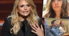 Miranda Lambert Furious Boyfriend Talked Wife Behind Back
