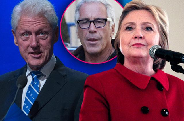 //bill hillary clinton connections jeffrey epstein pp