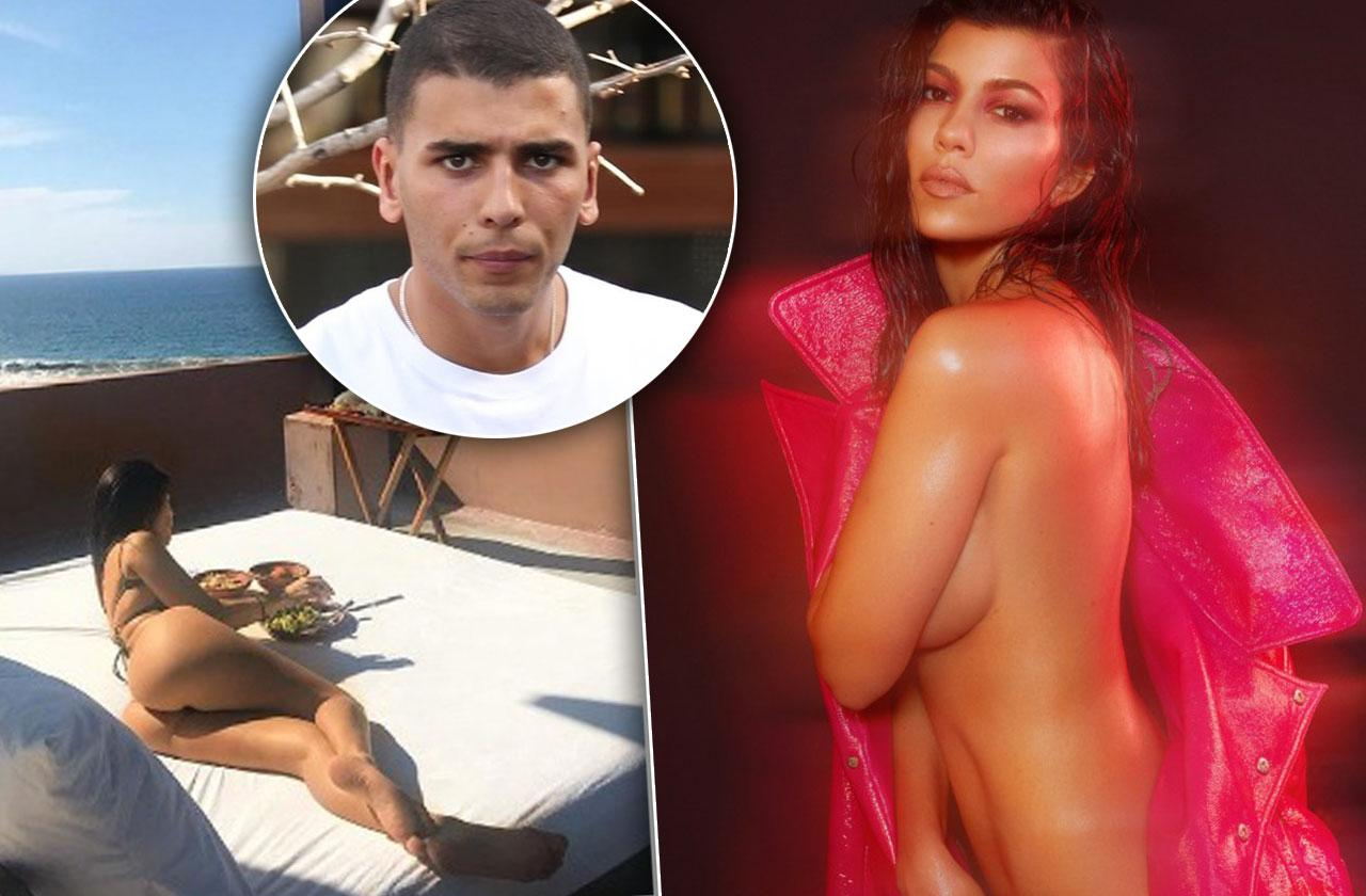 //kourtney kardashian naked boyfriend upset pp