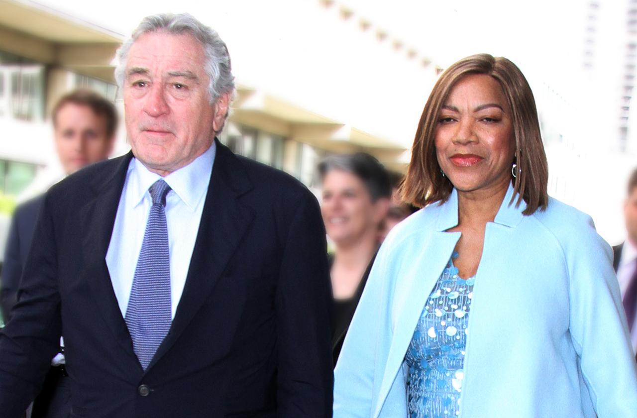 Robert De Niro Divorce Grace Hightower