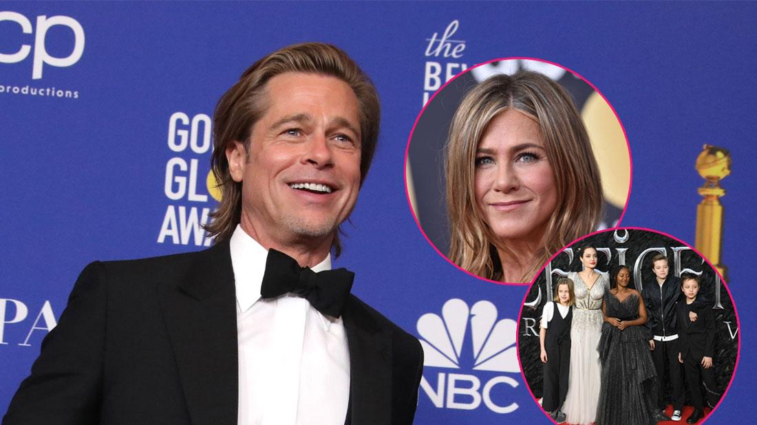 Brad Pitt Admits To Having 'Disaster Of A Personal Life'