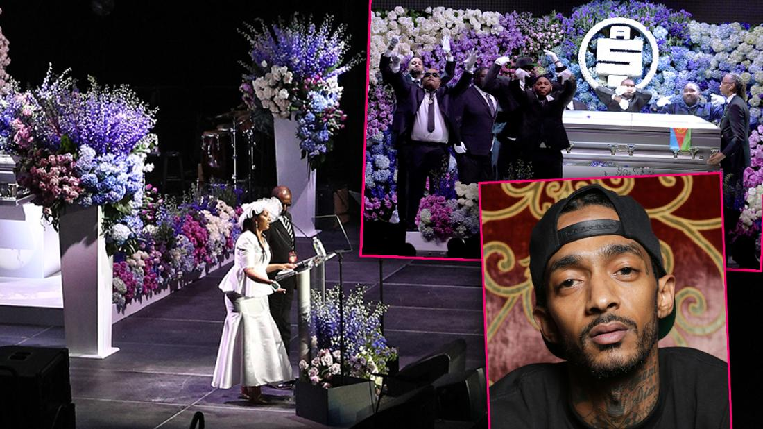 Nipsey Hussle Funeral