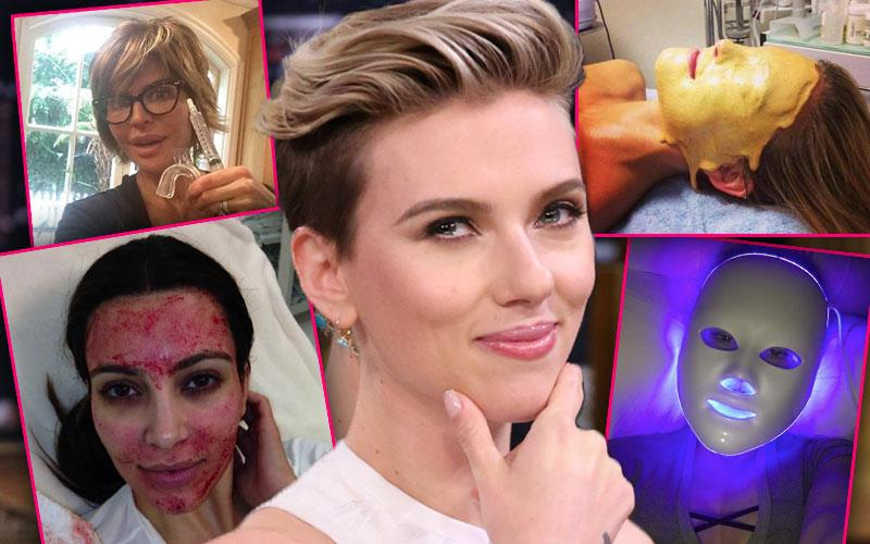 weird celebrity beauty treatments