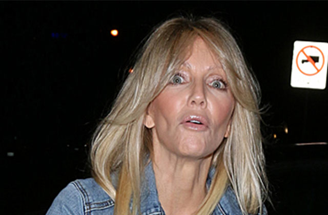 Heather Locklear Rehab Rumor Statement