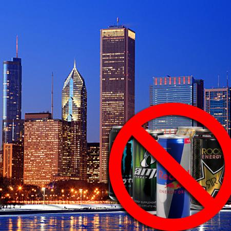 //chicago energydrink ban getty