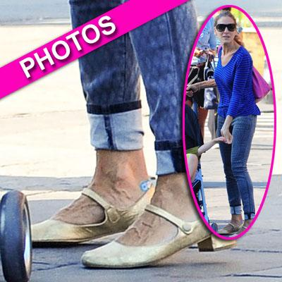 //sarah jessica parker funky feet inf