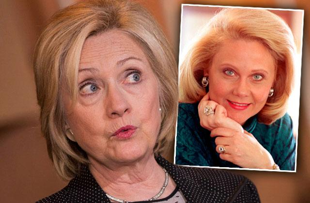 Hillary Clinton Lesbian Claims In New Dolly Kyle Tell All
