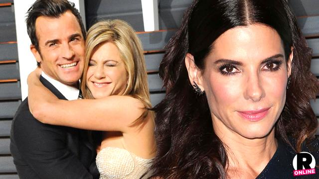 Sandra Bullock Brings New Boyfriend To Jennifer Aniston's Wedding