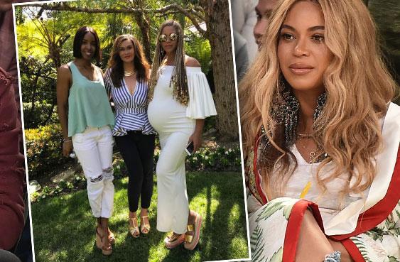 //Beyonce Pregnant Coachella Easter Jay Z pp