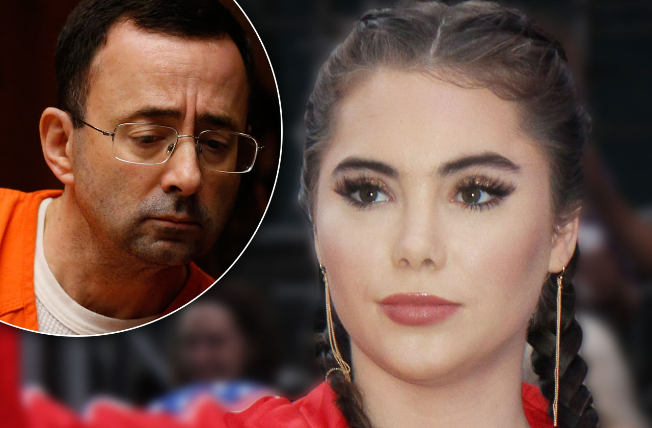 mckayla maroney molested larry nassar sexual abuse lawsuits
