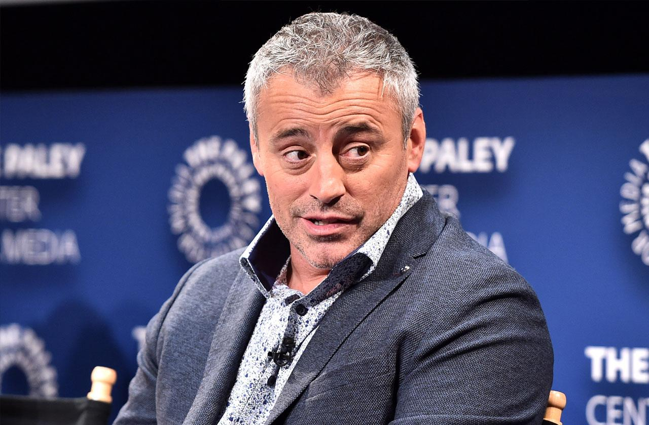 //friends matt leblanc turns down modern family pp