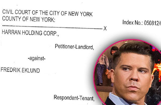 //Fredrik eklund eviction real estate million dollar listing pp