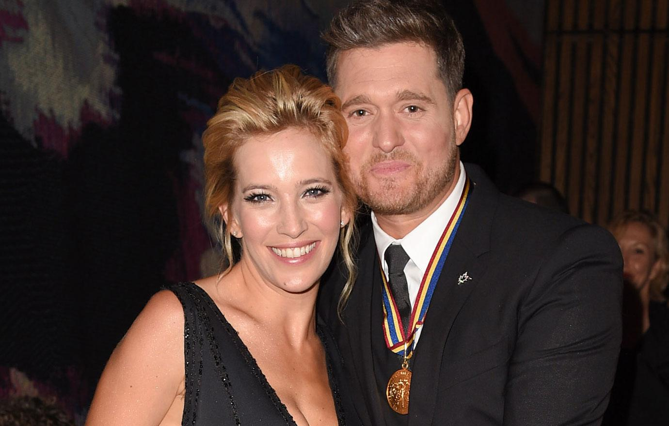 Michael Buble And Wife Expecting Third Child
