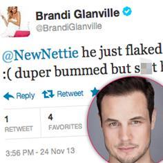 //dean shermet flaked brandi glanville podcast sq