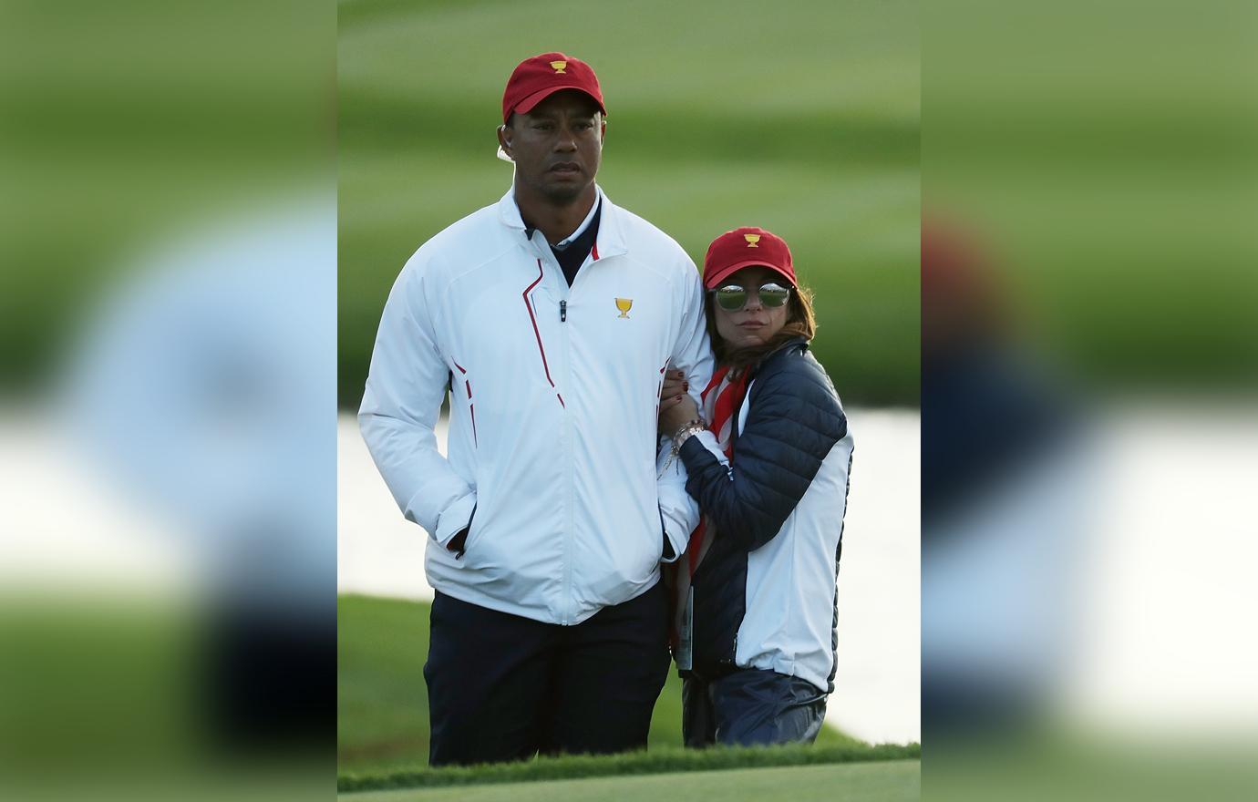 Girlfriend 2018 woods new tiger Tiger Woods'