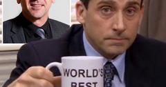 //worlds best boss michael scott square