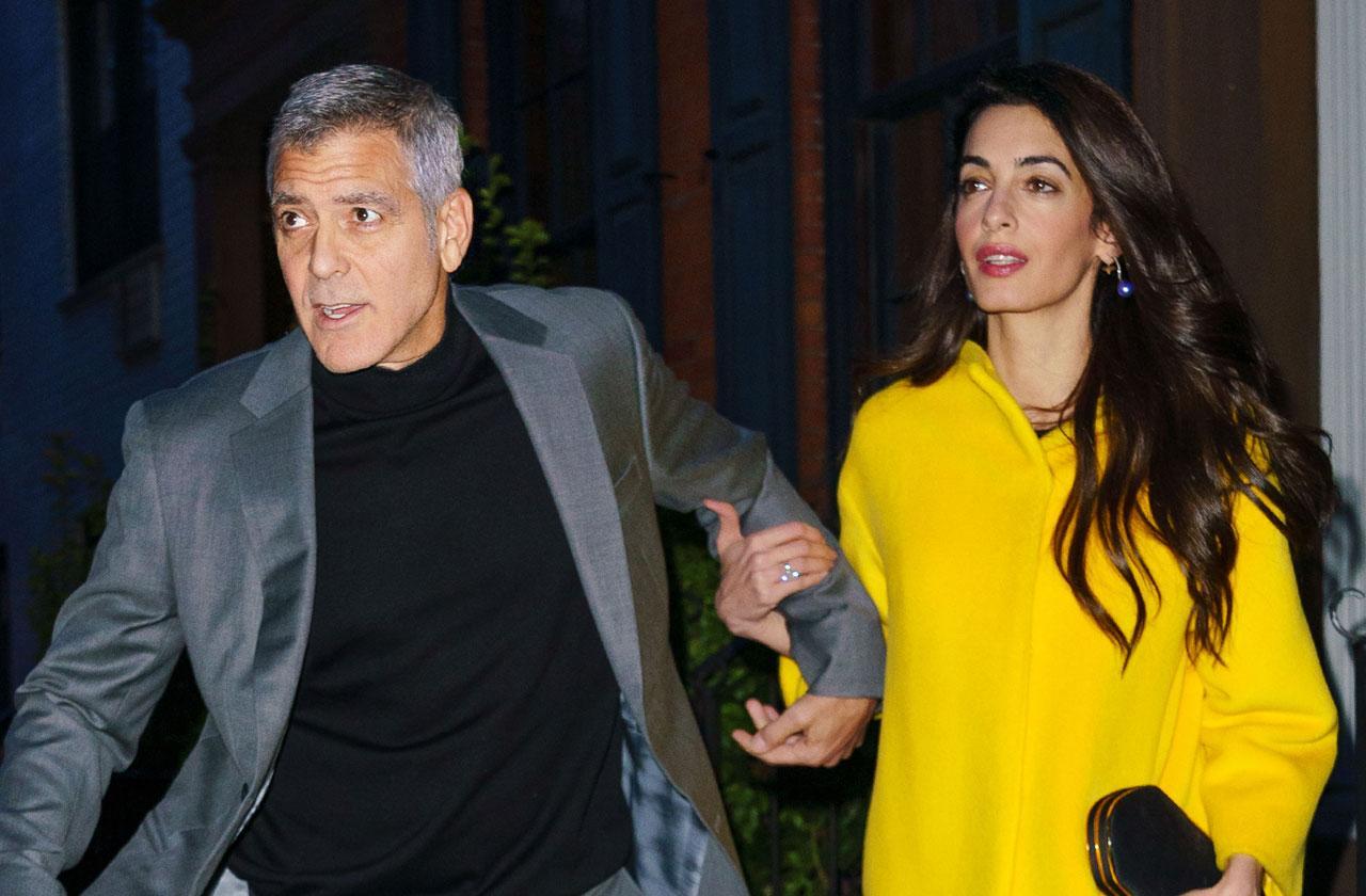 George Clooney Home Invasion