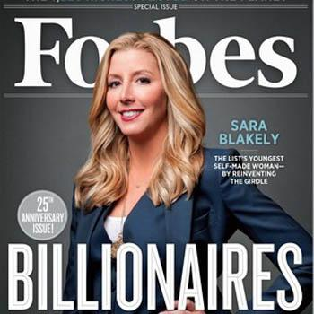 //sara blakely spanx forbes billionaire