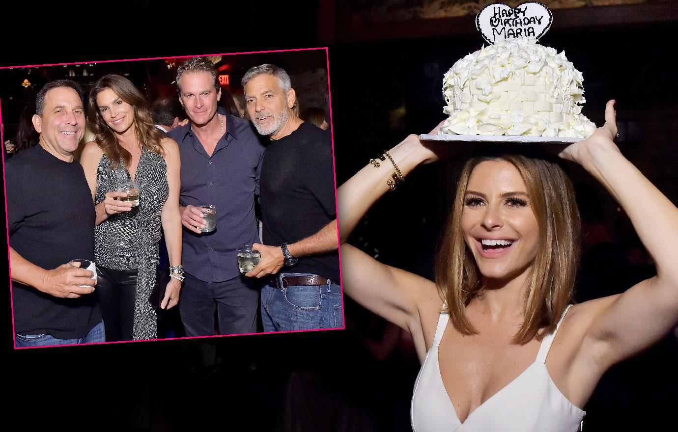 Maria Menounos Celebrates 40th Birthday After Health Woes