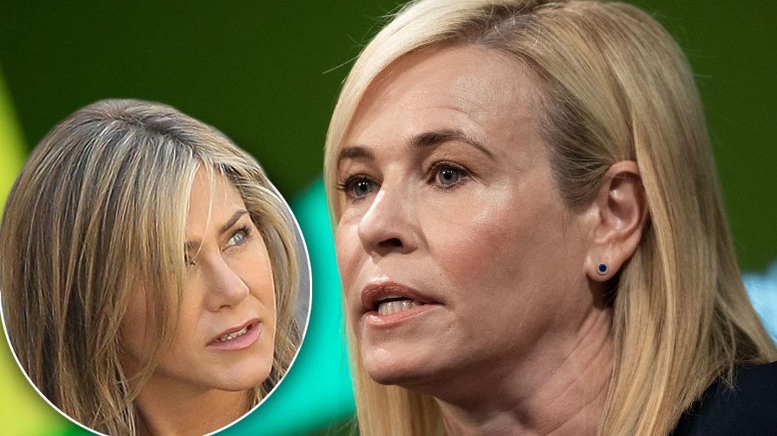 Chelsea Handler Sobs On Howard Stern Show Over Broken Friendships After Jen Aniston Feud