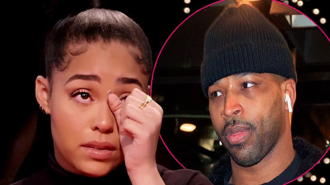 Jordyn Woods 'Bullied By The World' After Tristan Thompson Hookup