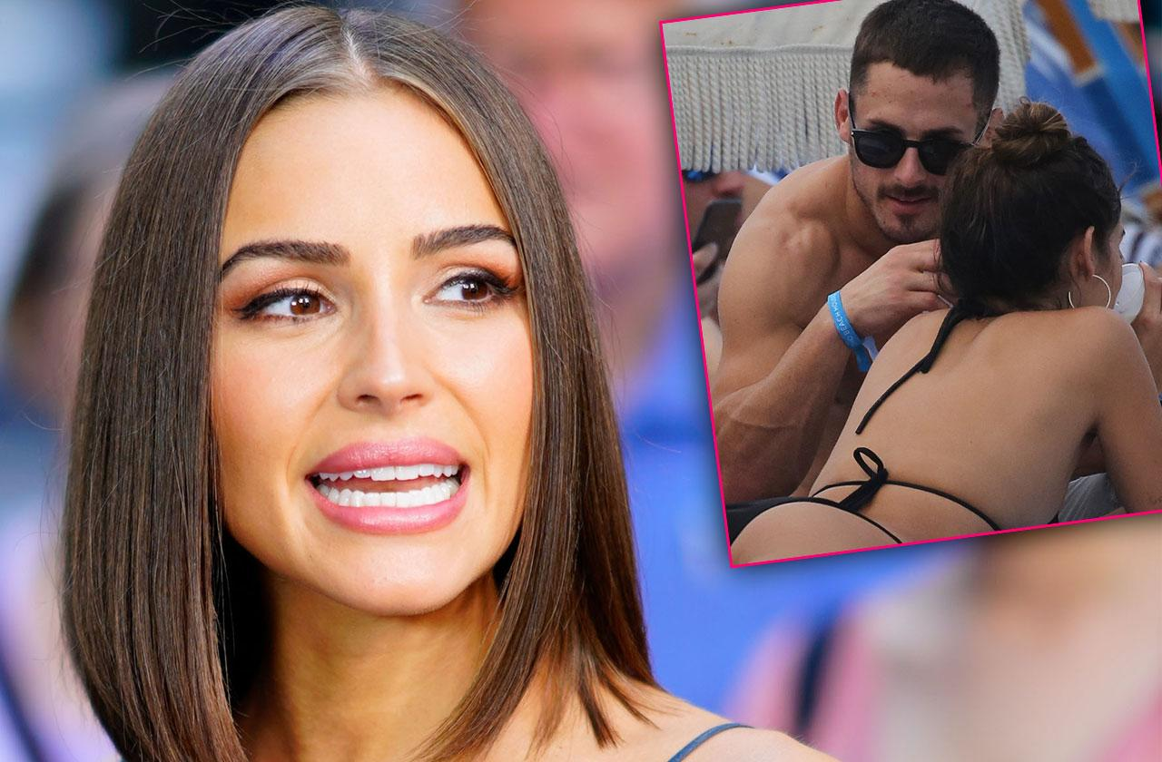 Olivia Culpo Splits From Danny Amendola After Beach Tryst