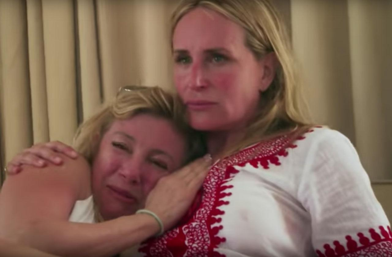 RHONY Recap Housewives Scream In Horror On Boat Ride From Hell
