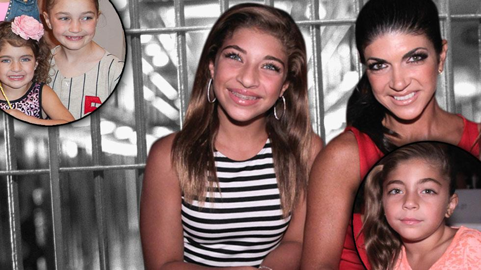 //teresa giudice only told oldest daughter about looming prison sentence slider