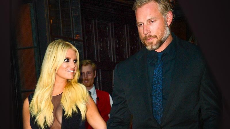 //Jessica Simpson Constantly Boasts About Daily Sex With Husband Eric Penis pp