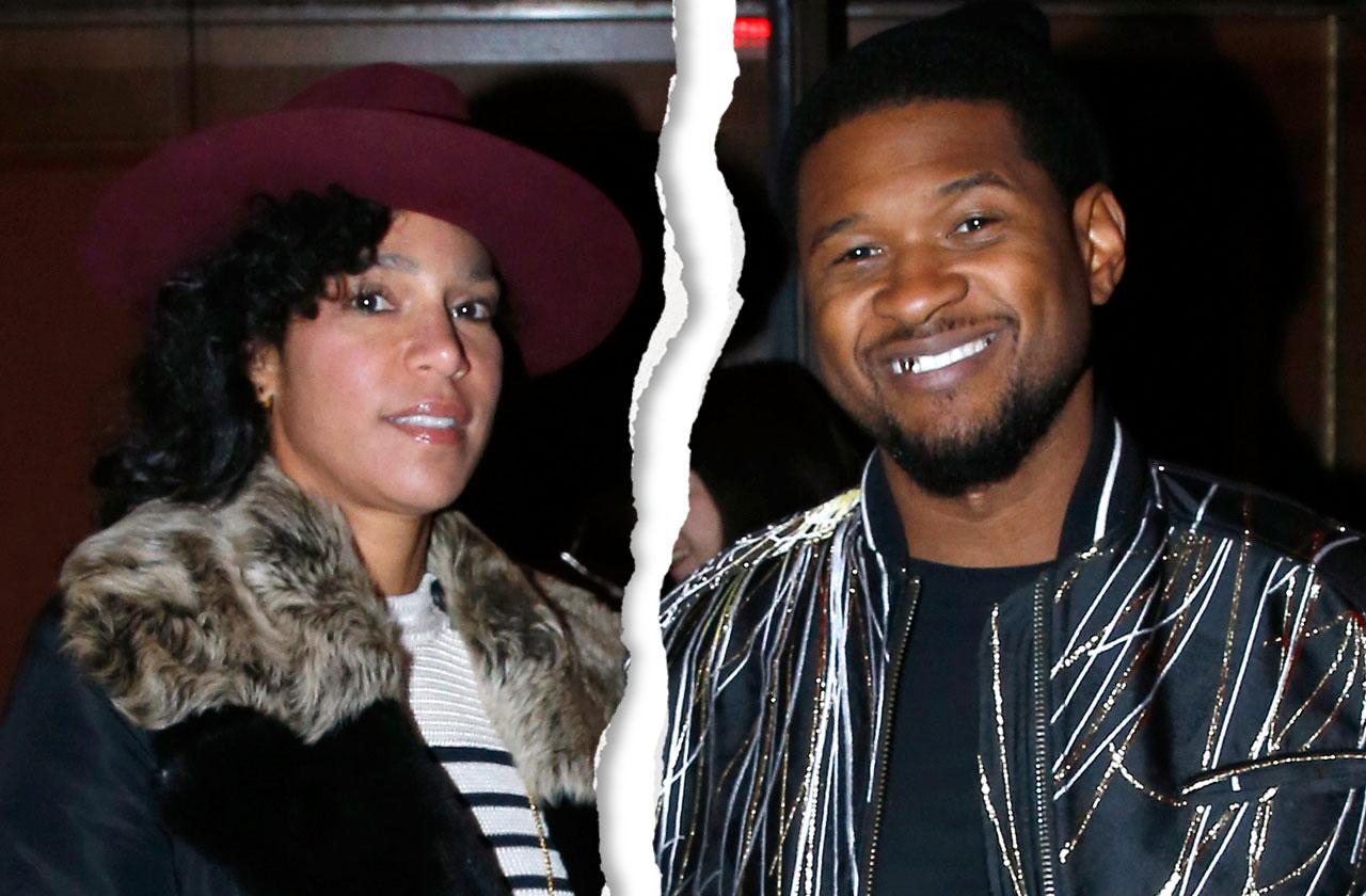 Usher Files For Divorce From Grace Miguel After Three Years Of Marriage
