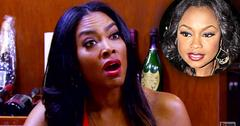 Kenya Moore Slams Phaedra Parks Cheating