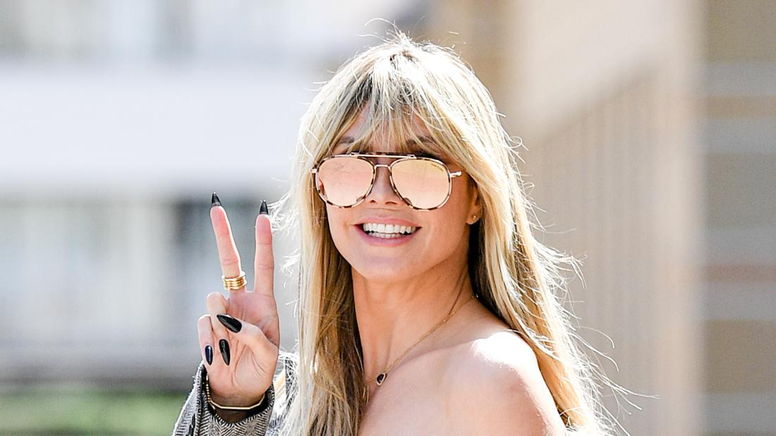 Heidi Klum out and about, Los Angeles,